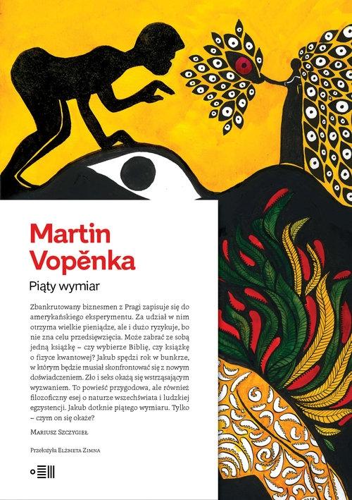 Piąty wymiar Vopenka, Martin