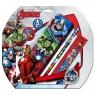 Zestaw 5 przyborów szkolnych Avengers 99 DERFORM