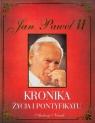 Jan Paweł II Kronika życia i pontyfikatu Nowak Andrzej