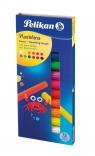 Plastelina Pelikan fluorescencyjna 12 kolorów (602334)