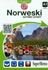 Norweski Szybki start kurs językowy z płytą CD