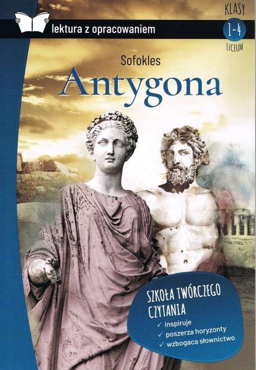 Antygona z opracowaniem Sofokles