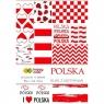 Blok z motywami A4/10 arkuszy - Polska (396843)
