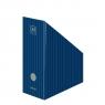 Pojemnik na dokumenty Herlitz Montana A4 - niebieski (10085074)