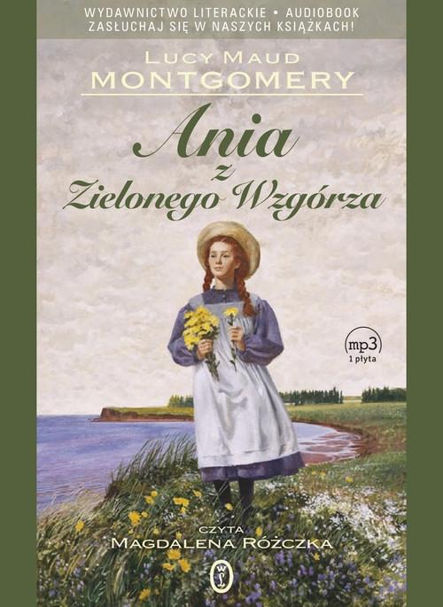 Ania z Zielonego Wzgórza  (Audiobook) (Audiobook) Montgomery Lucy Maud
