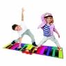 Muzyczna mata iDance Rainbow Colours Giant Piano Mat (85336)nowy model z