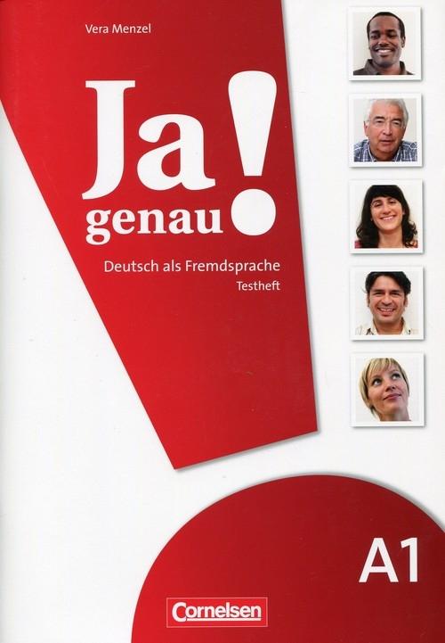 Ja genau! A1 Deutsch als Fremdsprache Testheft + CD Menzel Vera