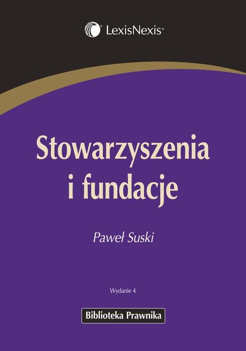 Stowarzyszenia i fundacje Suski Paweł