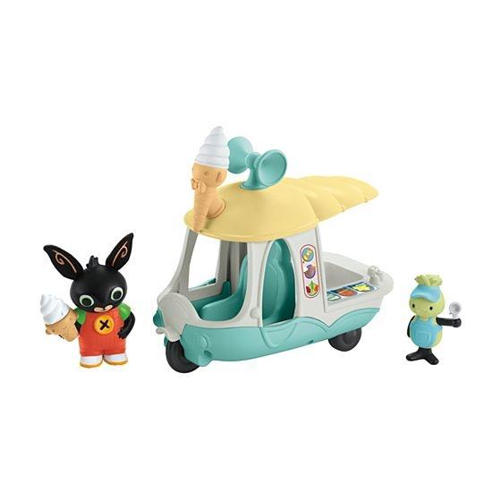 Bing pojazdy figurki - Lodziarnia (CDY36)