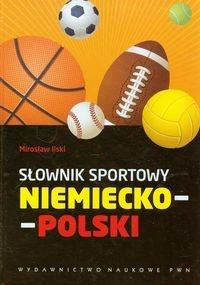 Słownik sportowy niemiecko-polski Ilski Mirosław