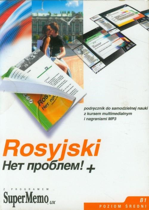 Rosyjski Niet probljem! Poziom średni Sitarski Andrzej, Wapnaruk-Sitarska Iwona, Dudzińska Irena
