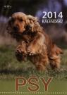 Kalendarz 2014 Psy
