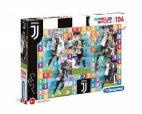 Puzzle 104 Juventus