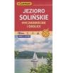 Jezioro Solińskie, Myczkowieckie i okolice, 1:25 000 - Mapa turystyczna (1597-2020)