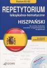 Hiszpański Repetytorium leksykalno tematyczne + CD