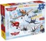 Puzzle Planes dwustronne, maxi, 108 elementów