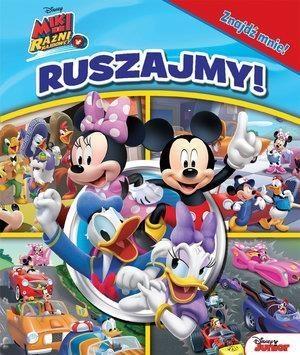 Disney Miki i Raźni rajdowcy.Ruszajmy! Znajdź mnie Veronica Wagner
