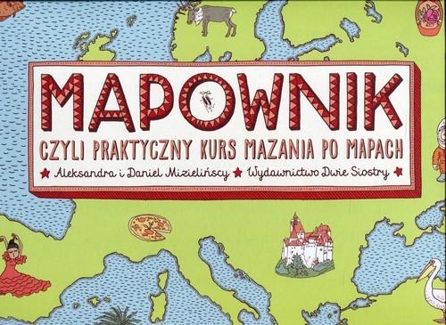 Mapownik Mizielińska Aleksandra, Mizieliński Daniel