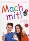 Mach mit! neu 2 Podręcznik do języka niemieckiego dla klasy V + 2CD