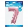 Balon foliowy Godan cyfra 7 45cal (bc-HRO7)