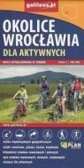 Mapa dla aktywnych - Okolice Wrocławia 1:100 000