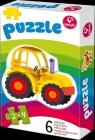 Puzzle 2*3*4: Pierwsze puzzle Pojazdy (0338)