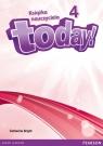 Today! 4 PL TB with DVD (do podręcznika wieloletniego) OOP