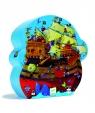 Puzzle postaciowe Statek piracki (DJ07241)