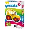 Puzzle Pojazdy (0338)