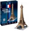 Puzzle 3D: Wieża Eiffla (C044H)