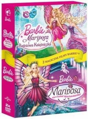 Barbie Mariposa i baśniowa księżniczka / Barbie Mariposa