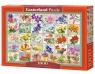 Puzzle 1000: Vintage Floral