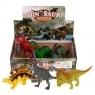 Dinozaur gumowy 19cm