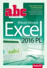 ABC Excel 2016 PL Wrotek Witold