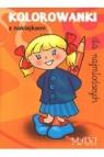 Kolorowanki dla najmłodszych z naklejkami MAXI