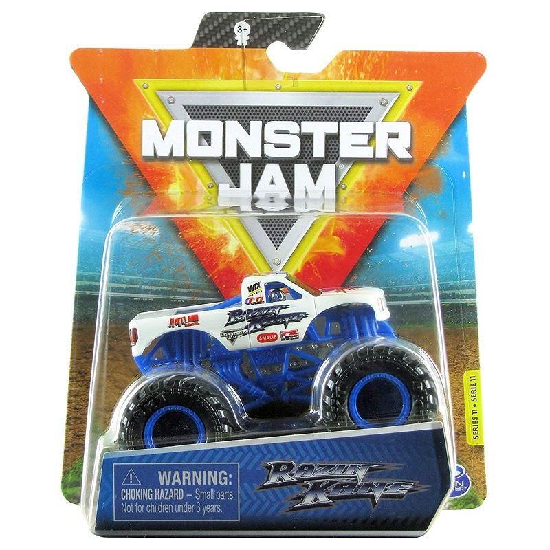 Monster Jam 1:64 - auto Razin Kane (6044941/20123298)