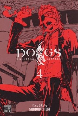 Dogs. Bullets and Garnage 4 Shirow Miwa