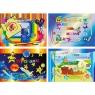 Zeszyt papierów kolorowych Protos A5/8k (17133)