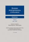 Kodeks postępowania cywilnego. Komentarz Tom 1-2