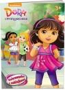 Dora i przyjaciele Kolorowanka i naklejki