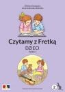 Czytamy z Fretką cz.2 Dzieci. Sylaby 1