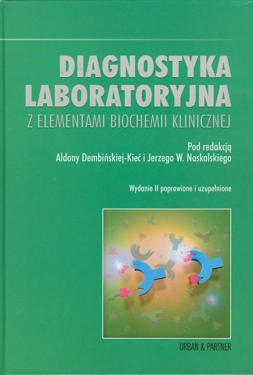 Diagnostyka laboratoryjna z elementami biochemii klinicznej