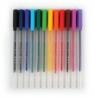 Lux Kolorowe Cienkopisy Żelowe