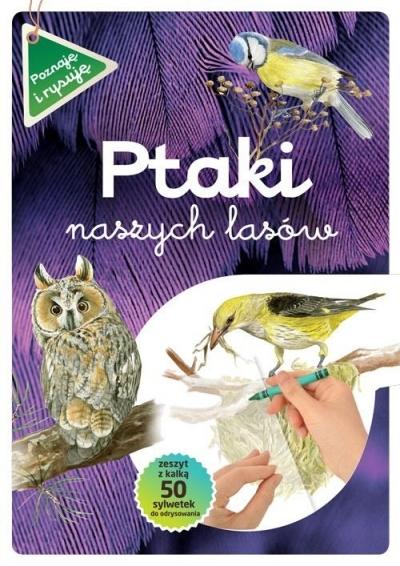 Ptaki naszych lasów Katarzyna Kopiec-Sekieta