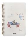 Notes A5/68K Samoloty