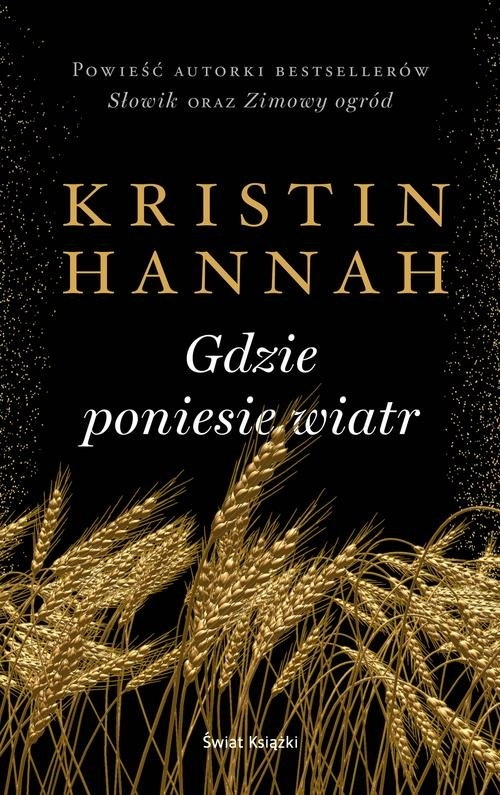 Gdzie poniesie wiatr Hannah Kristin