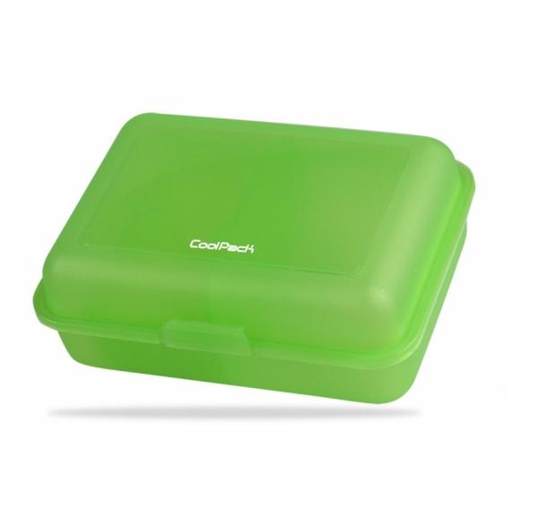 Śniadaniówka Coolpack Frozen II - transparentna, zielona (Z03990)