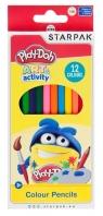 Kredki ołówkowe 12 kolorów Play-Doh
