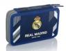 Piórnik podwójny z wyposażeniem Real Madryt (RM-183)