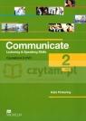 Communicate 2 Coursebook +DVD Kate Pickering